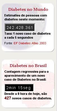 contador de diabeticos
