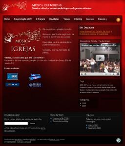 Home page - Clique para ampliar